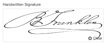 Handwritten Signature | orbeon-forms-doc Working Copy